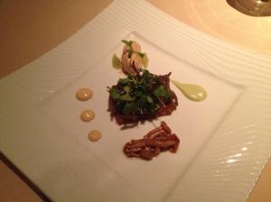 Tsukemono Salad