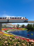 monorail iphone epcot