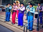 Jazz Band in New Orleans Square? Yes please.